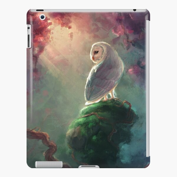 Barn Owl iPad Snap Case