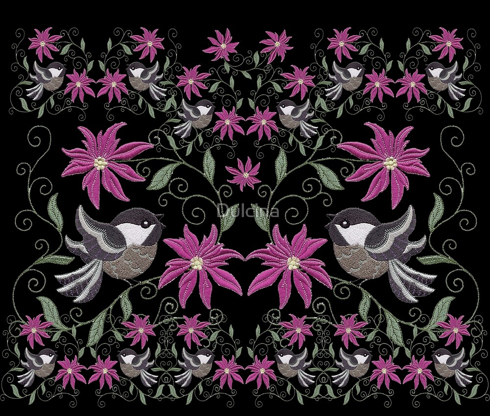 Couple of birds by Dulcina