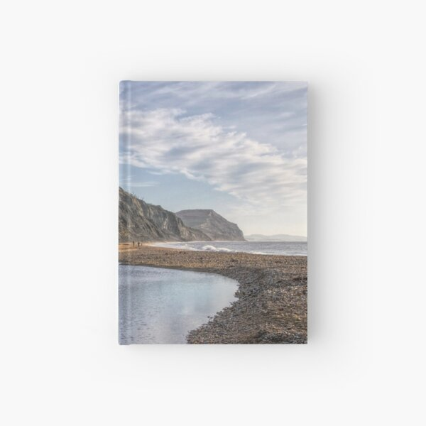 Charmouth - Dorset  Hardcover Journal