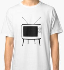 Old TV. Classic T-Shirt