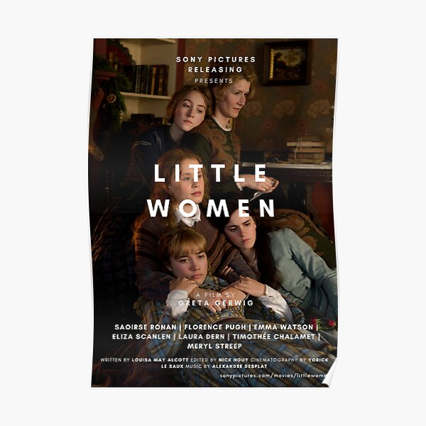 LITTLE WOMEN POSTER Poster