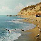 The Beach by kirilart