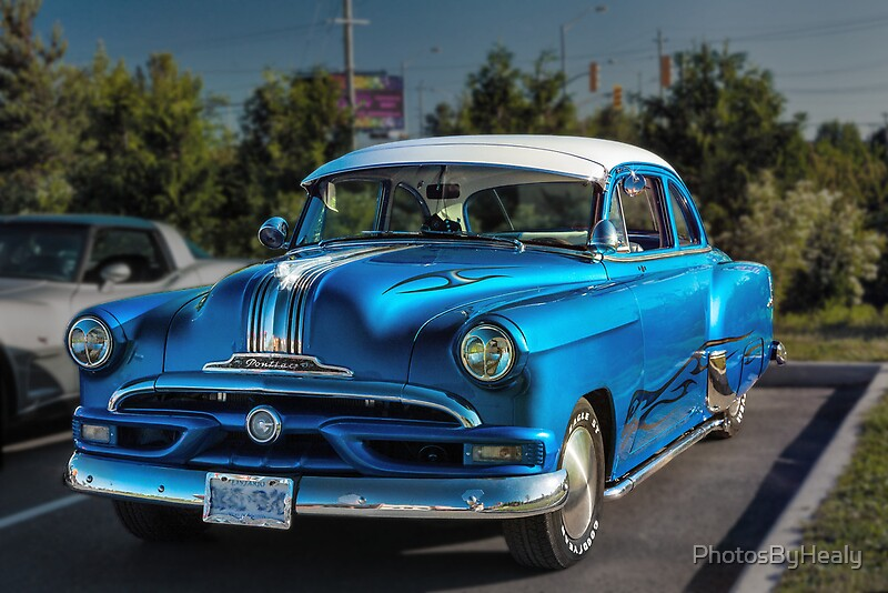 1954 Pontiac Laurentian 2-door Hardtop by Photos by Healy
