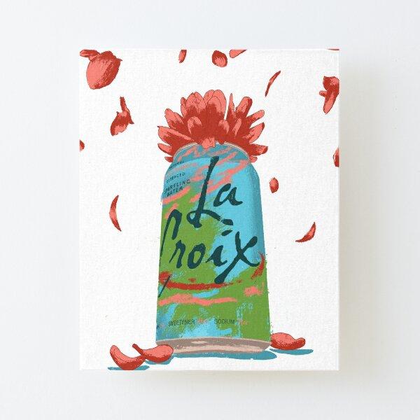 La Croix Can Canvas Mounted Print