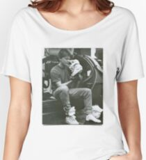 Marty Mcfly Back to the future Women's Relaxed Fit T-Shirt