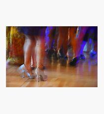 Dance Floor Photographic Print