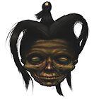 Shrunken Head by astrosim