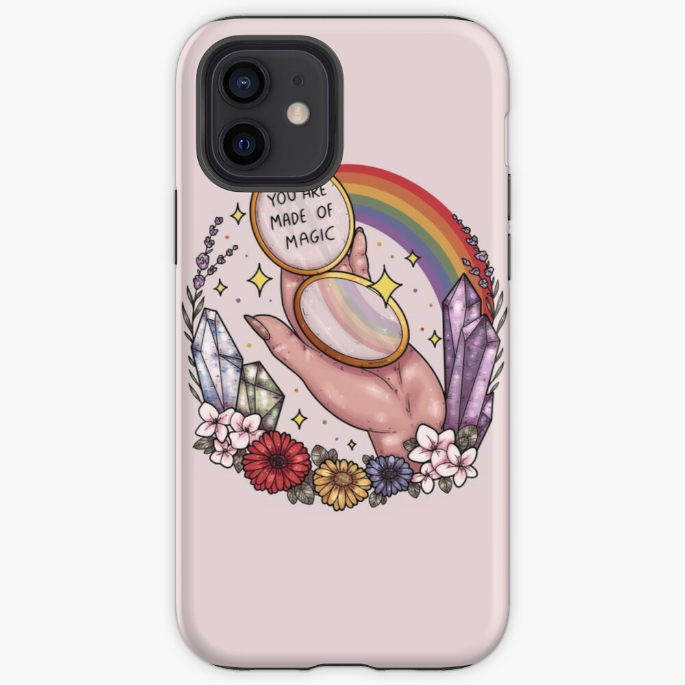 You Are Made of Magic iPhone Case & Cover