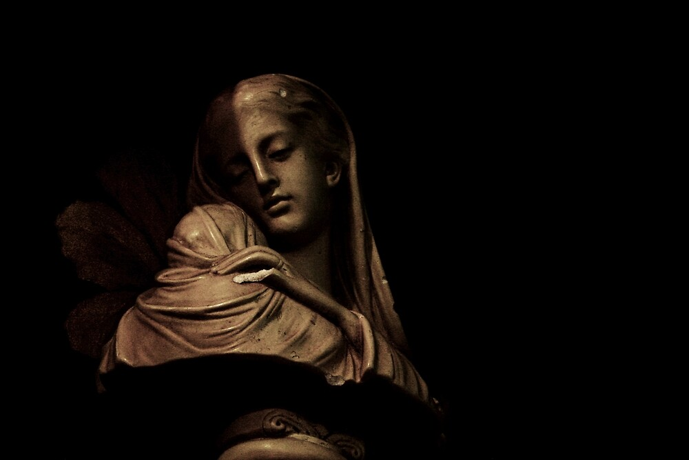 Forgotten Angel by BaliBriant