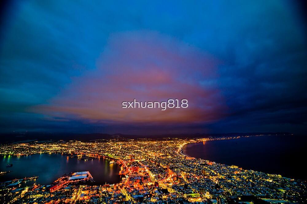Hakodate, Hokkaido - Japan by sxhuang818