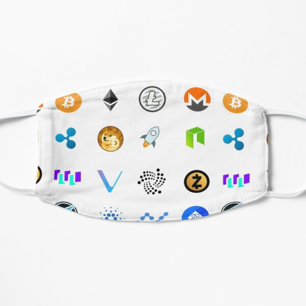Crypto Coins Mask