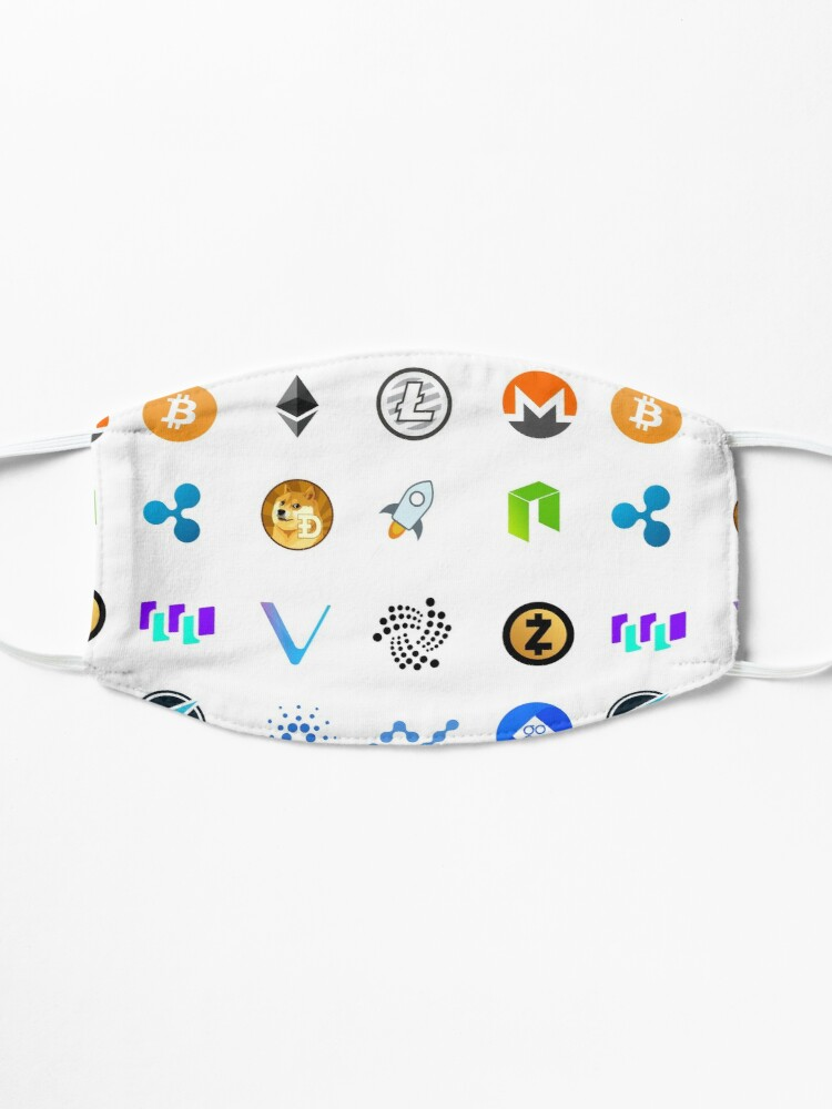 Alternate view of Crypto Coins Mask