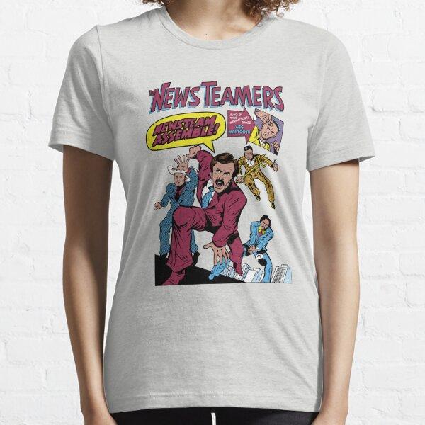 News Team Assemble! Essential T-Shirt