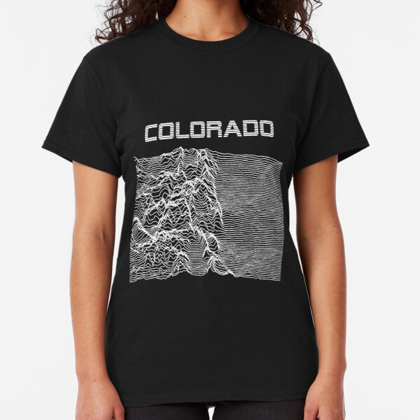 Unknown Elevations - Colorado Classic T-Shirt