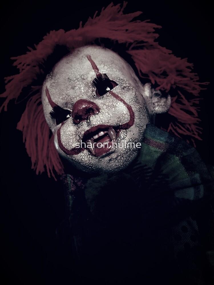 Poltergeist Clown Killer Horror Coaster