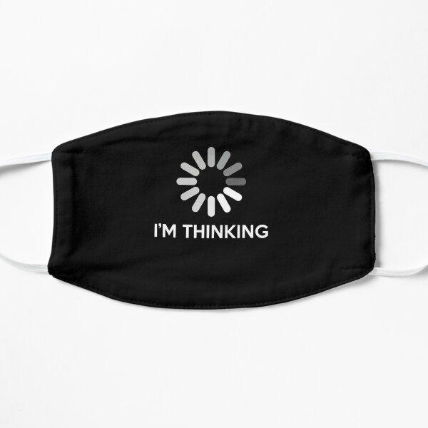 I'm Thinking loading Mask