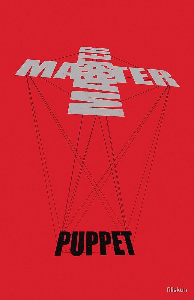 Puppet Master by filiskun