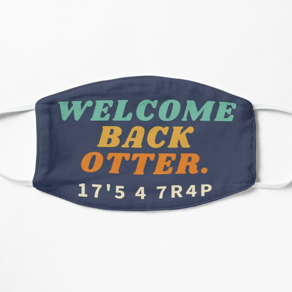 Welcome Back Otter - Kotter Parody - It's A Trap Mask
