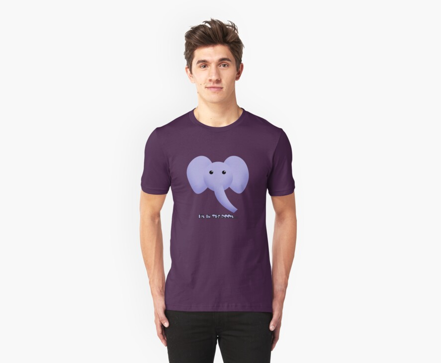 Elephant In The Room by RenJean