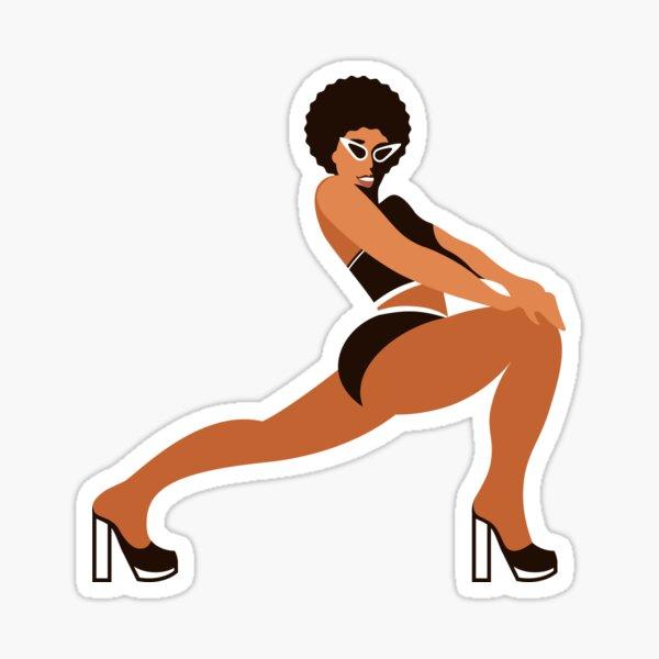 Sass Yass Sticker