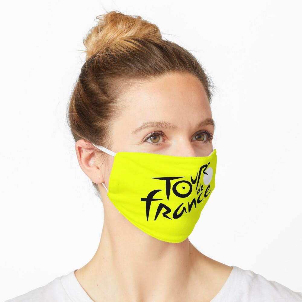 Cycling Tour De France Mask