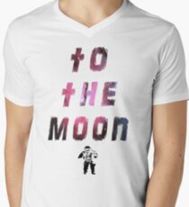 written in the stars Mens V-Neck T-Shirt