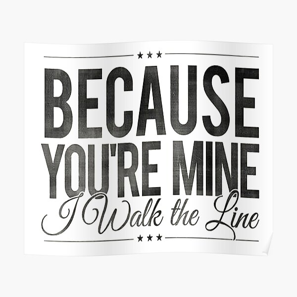 ROSE OF MY HEART JOHNNY CASH Word Typography Words Song Lyric Lyrics Music Wall