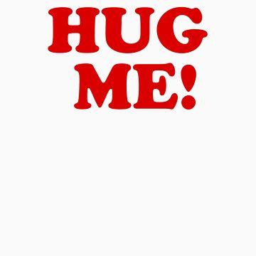 Hug me! by Madkristin