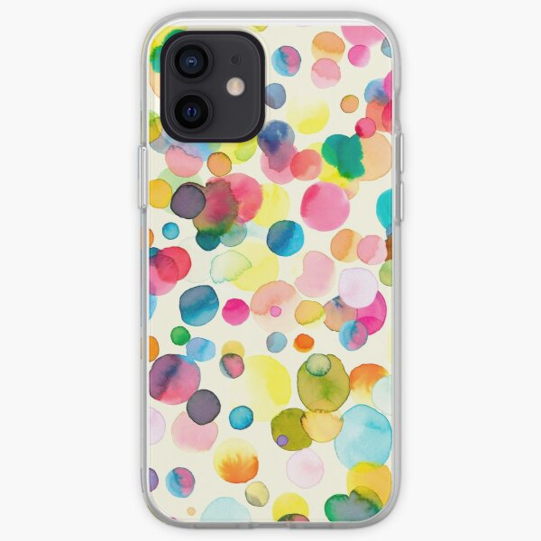 Color drops iPhone Soft Case
