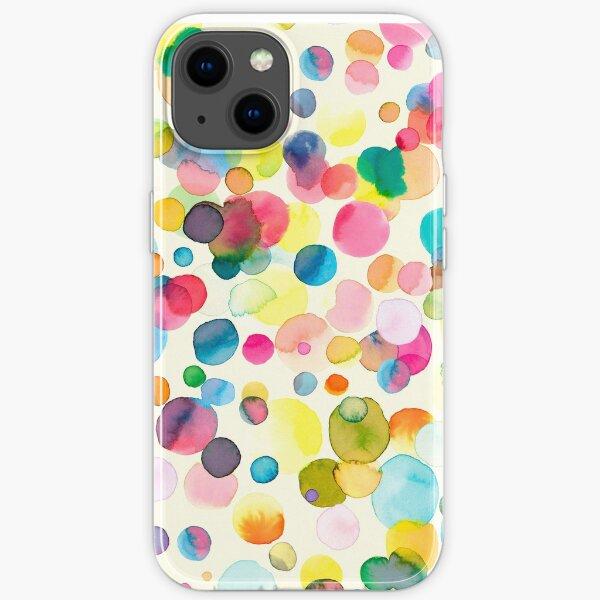 Color drops iPhone Soft Case