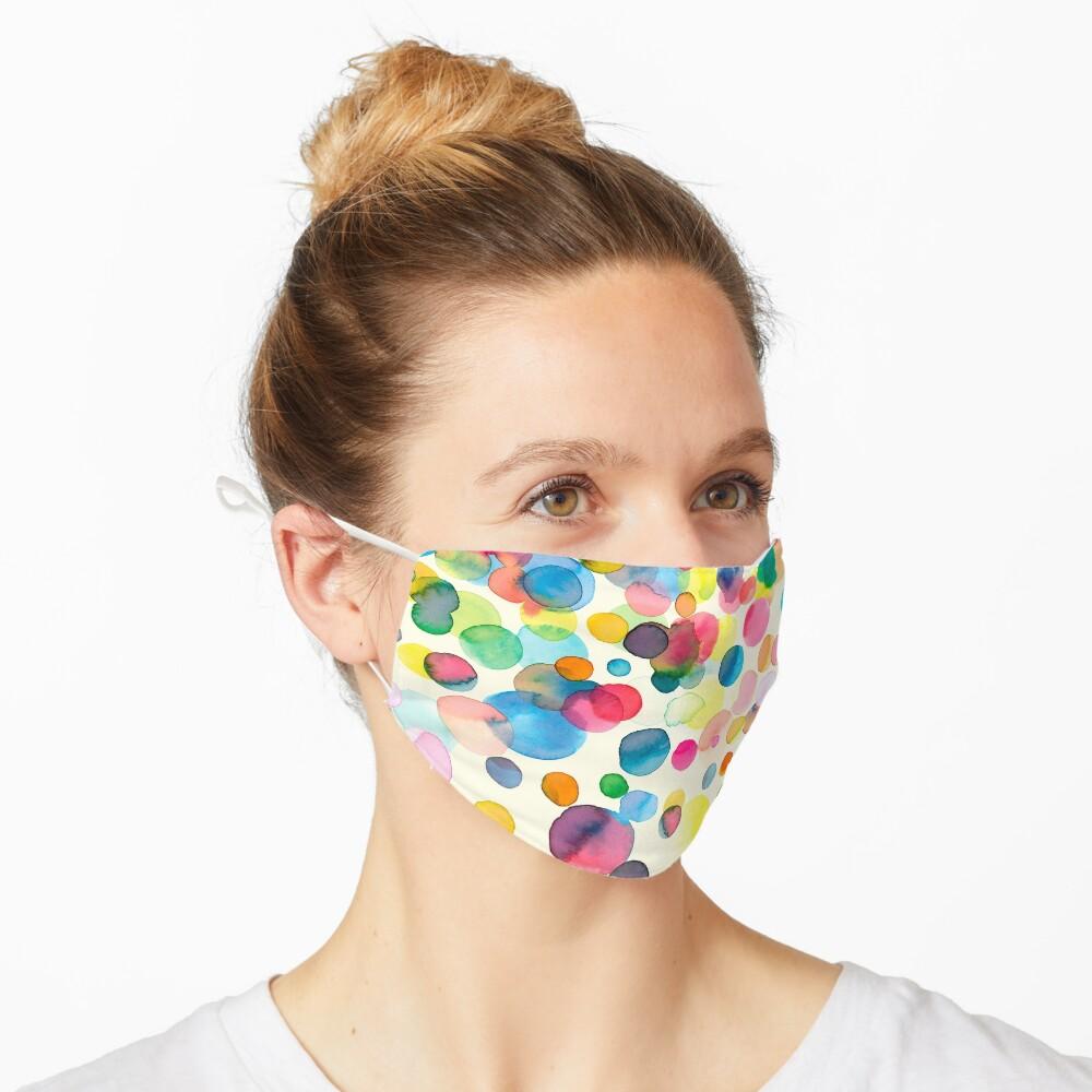 Color drops Mask