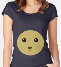 Chinese Zodiac Dog Women's Fitted Scoop T-Shirt