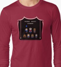 PLEASE SELECT STUDENT Long Sleeve T-Shirt