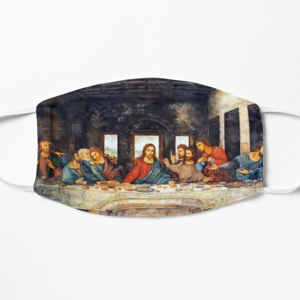 The Last Supper - Leonard de Vinci Mask