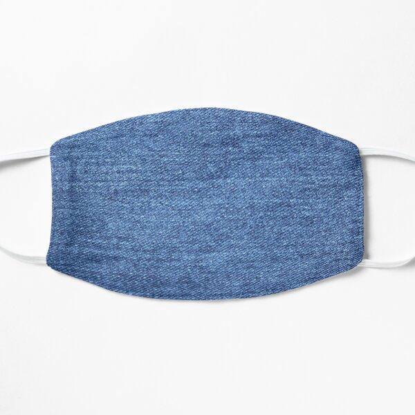 Blue Jean Denim Masque sans plis