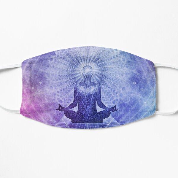 MEDITATE. BUDDHISM. Meditation. Spiritual. Yoga. Mask