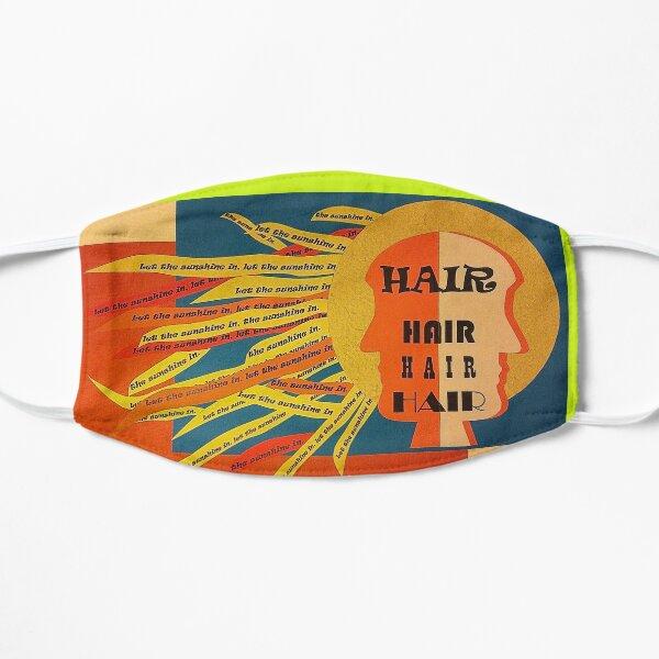 Hair in the sunshine Mask
