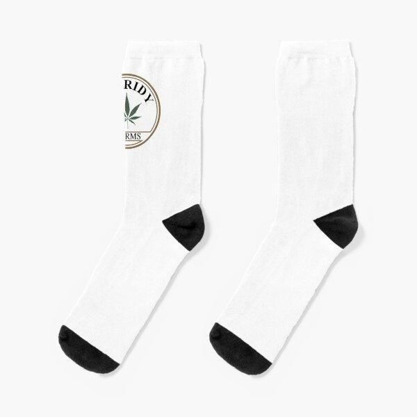 Bbq Fat pig With Grill print Crew Socks adult sporty Knee High Socks