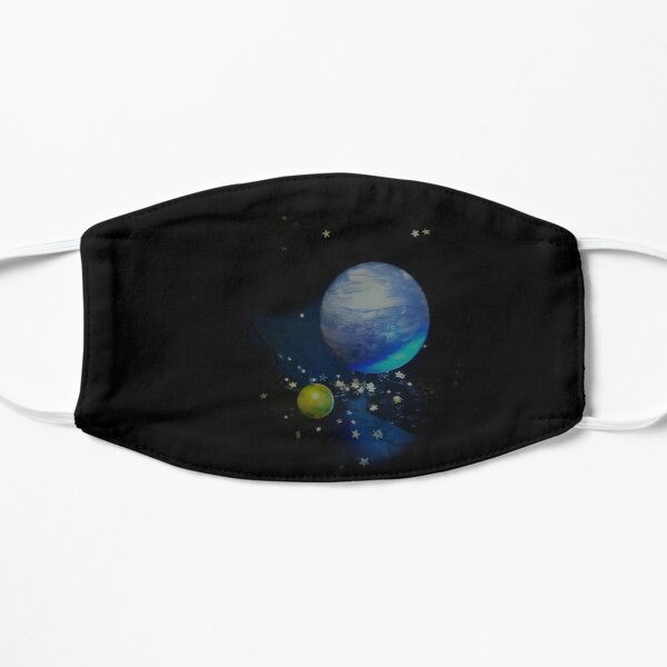 Space, the final frontier Mask