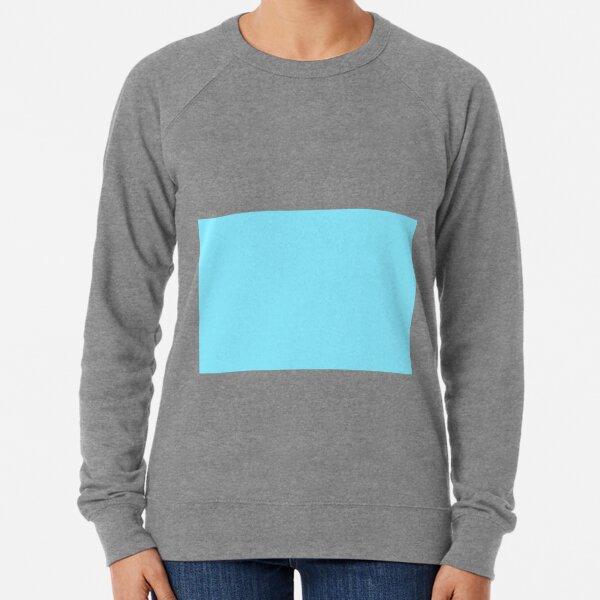 Light blue  Lightweight Sweatshirt