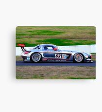 Peter Hackett #63 | Shannons Nationals | Round 5, 2012 Canvas Print