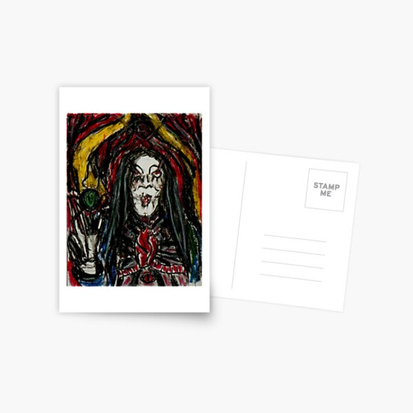 Mater Havok Postcard