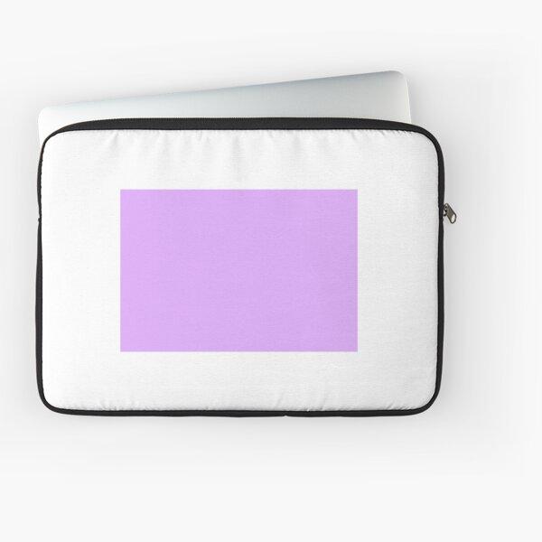 Light purple  Laptop Sleeve