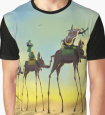 On The Move SQ Graphic T-Shirt