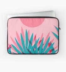 Whoa - palm sunrise southwest california palm beach sun city los angeles hawaii palm springs resort decor Laptop Sleeve