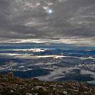Morning on Mount Wellington by Ben Rae