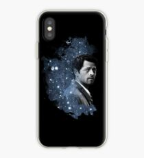 Kosmischer Castiel iPhone-Hülle & Cover