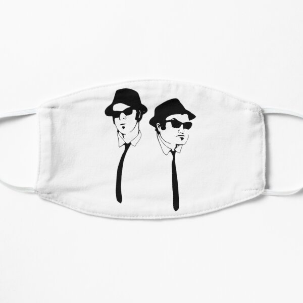 The Blues Brothers Mascarilla