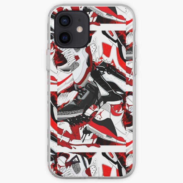 Jordan Cellphone Case Coque souple iPhone