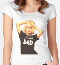 Blondie? Women's Fitted Scoop T-Shirt